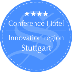 4 stars conference Hotel - innovation region Stuttgart